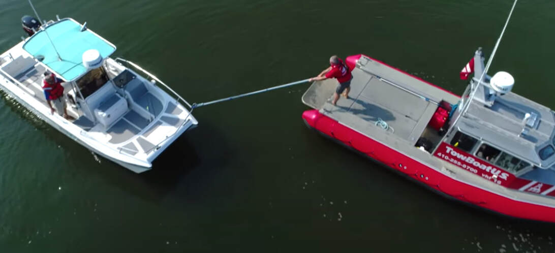 Towing Service on the Water