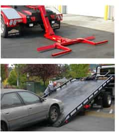 Wheel Lift Tow - Integrated Lift Tow